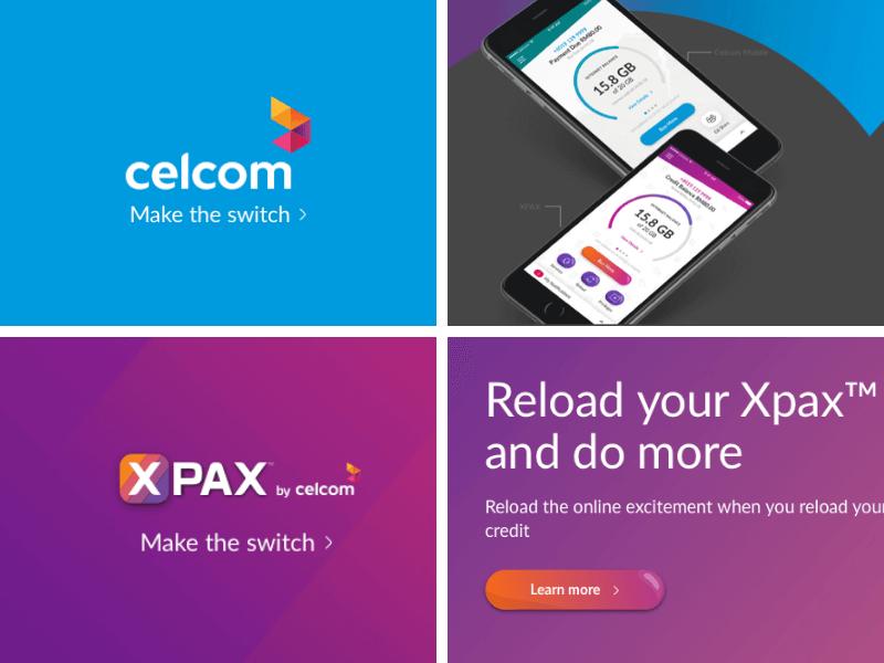 Cara topup Celcom prepaid
