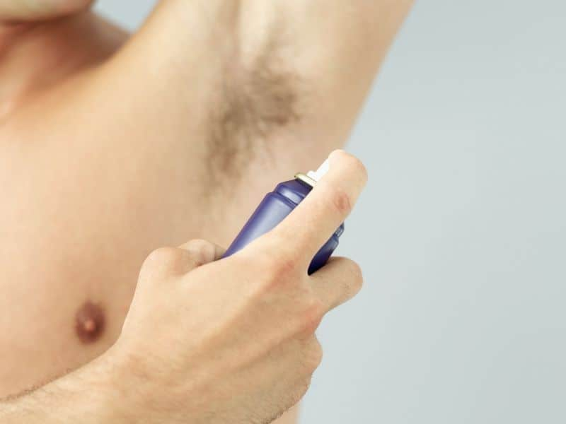 Cara hilangkan bau ketiak