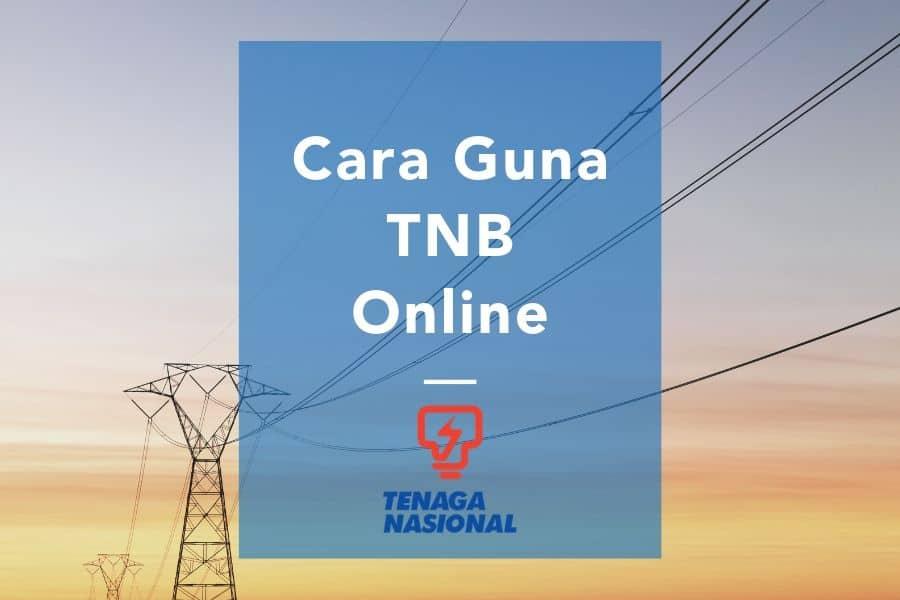 Cara guna TNB Online untuk semak dan bayar bil elektrik