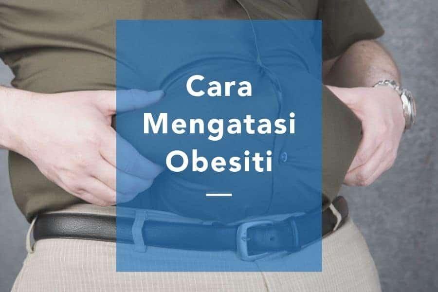 Cara mengatasi obesiti kanak-kanak