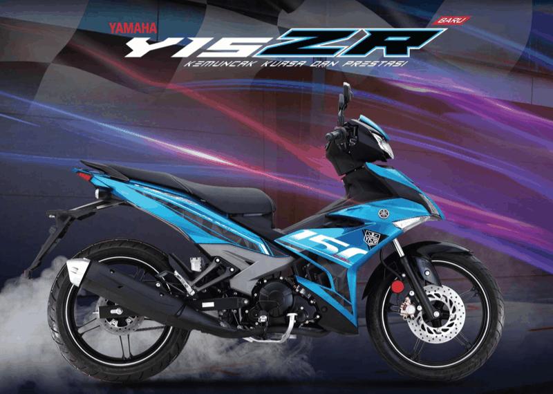 Yamaha Y15ZR Ysuku