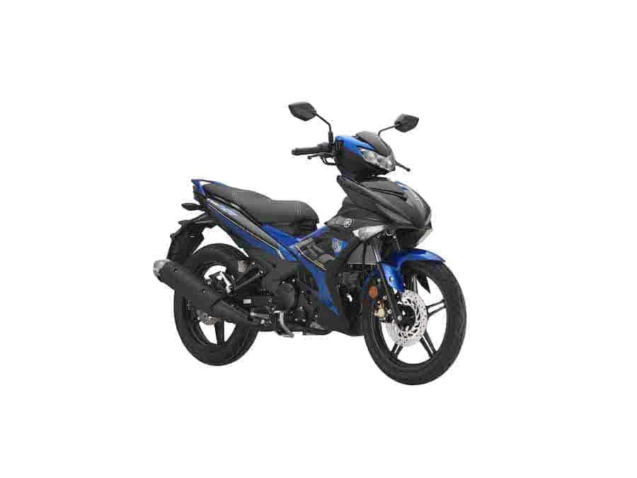 Yamaha Y15ZR Warna Biru