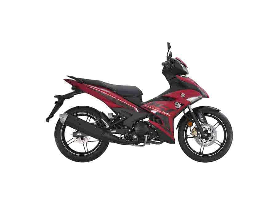 Yamaha Y15ZR Warna Merah