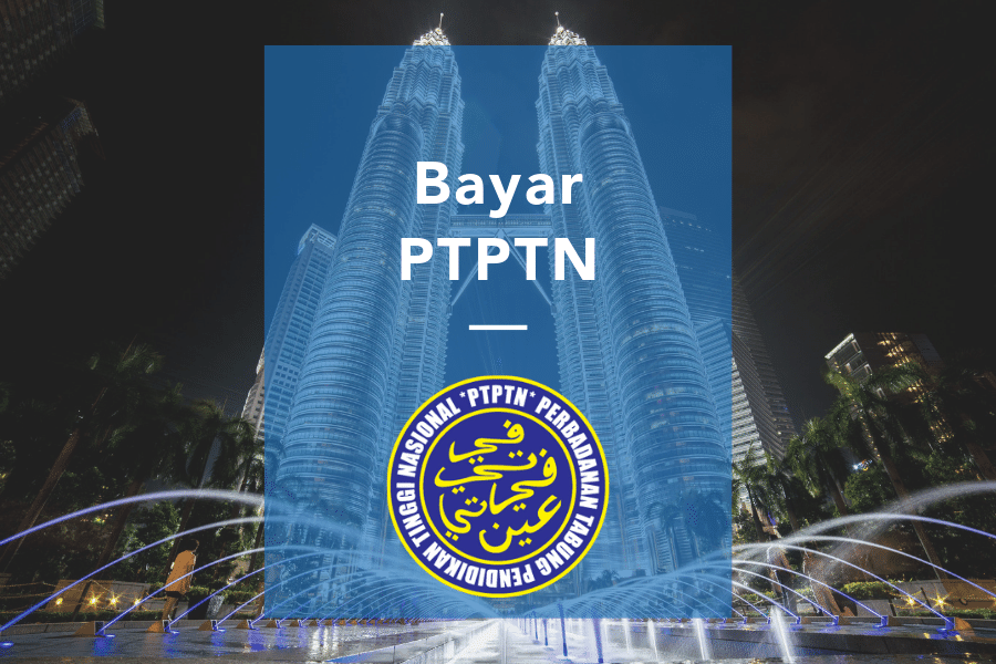 Cara bayar PTPTN online